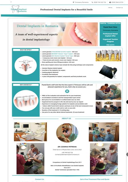Dental Implant Romania