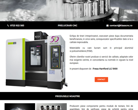 Klass CNC