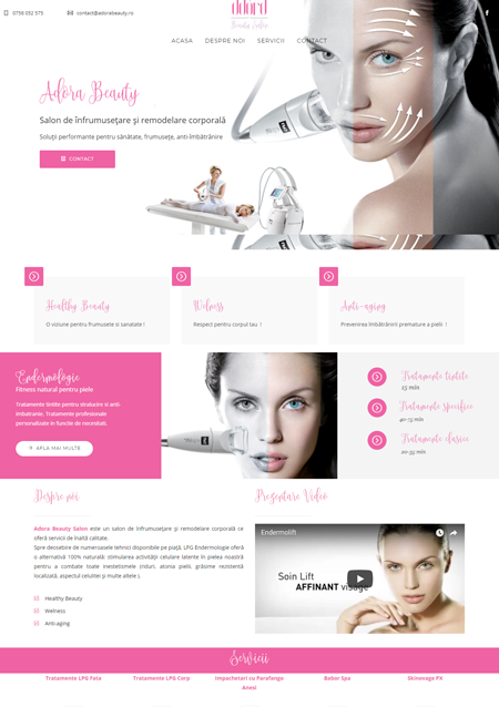 Adora Beauty Salon