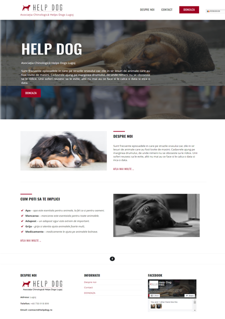 Help Dog