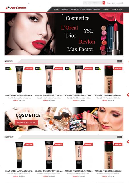Star Cosmetics