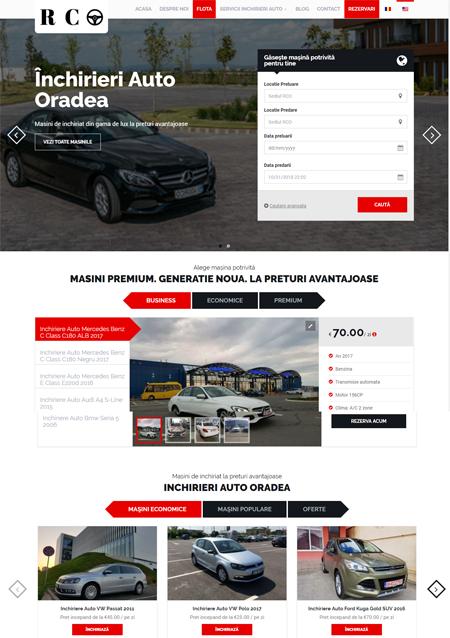 Rental Cars Oradea