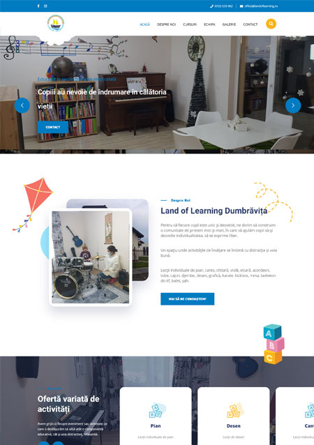 Land of Learning